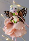 Flower Fairy Ornament Elena